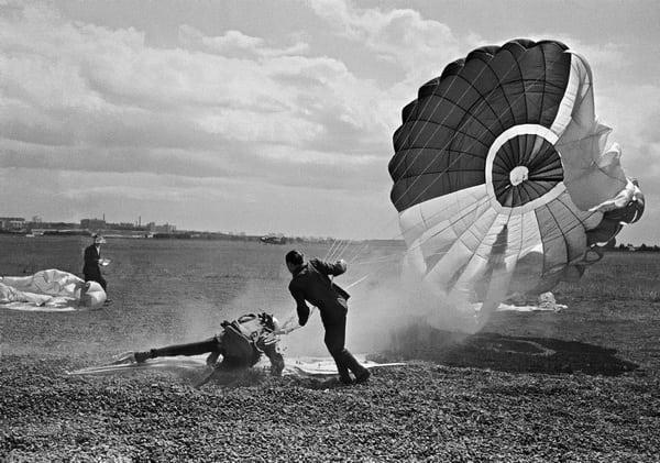 Испытания парашюта
