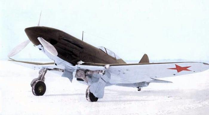 Самолет 2-й мировой