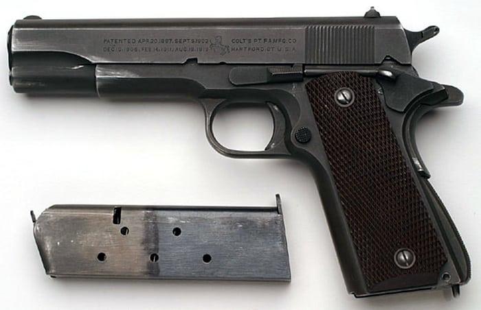 Модель 1911а1