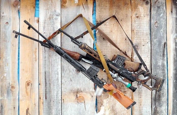 Модификации винтовок