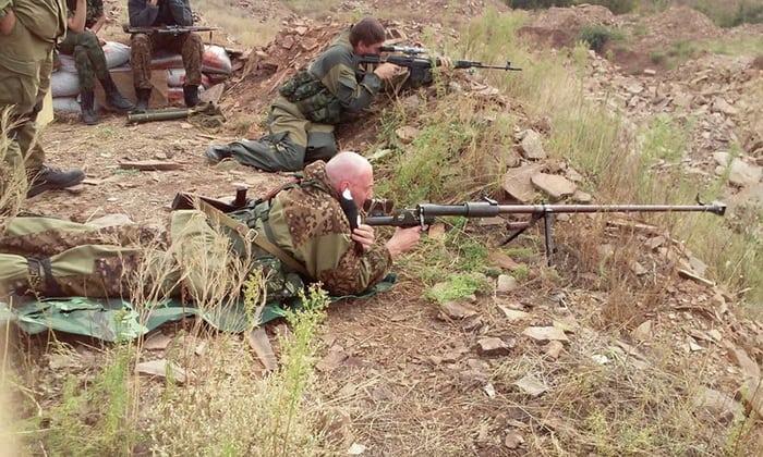 Применение в конфликте на Украине