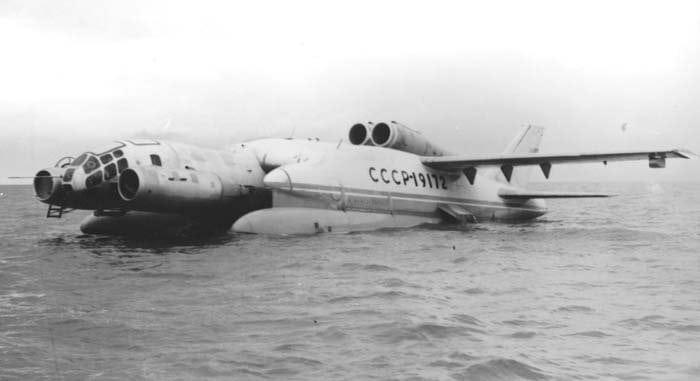 самолёты бартини