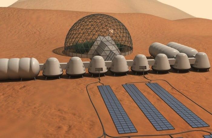 Марсианский проект