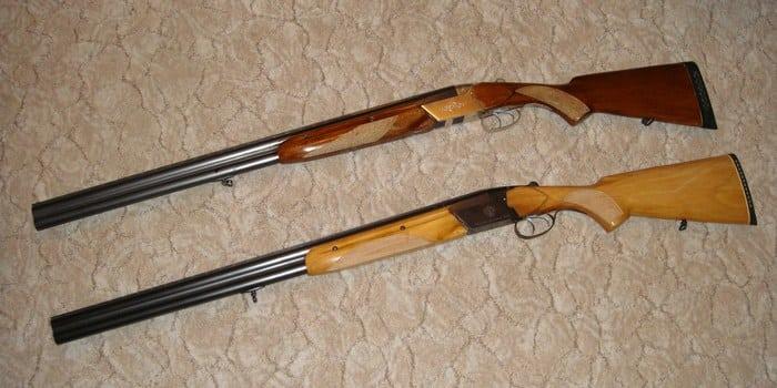 два ружья