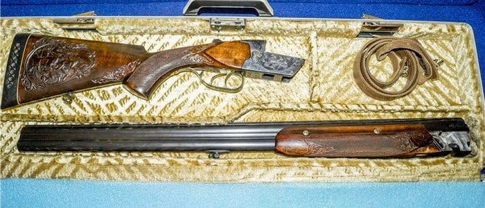 подарочное ружьё