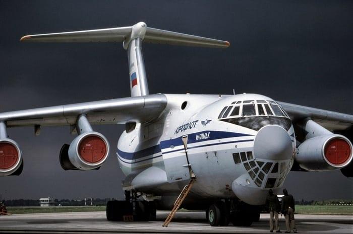 самолёт ил76мдк