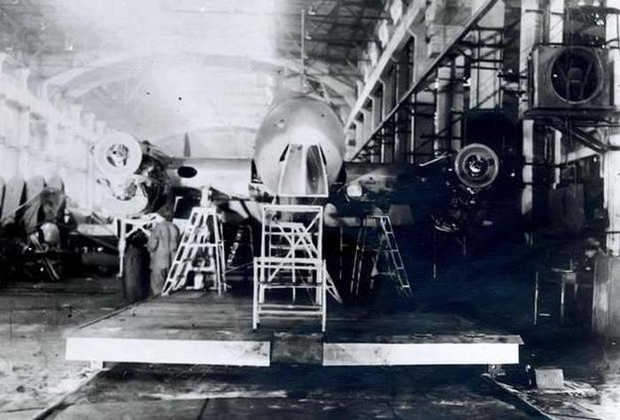 Создание Пешки (Пе-2) на Казанском авиазаводе