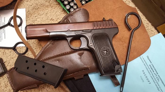 аксессуары для пистолета тт