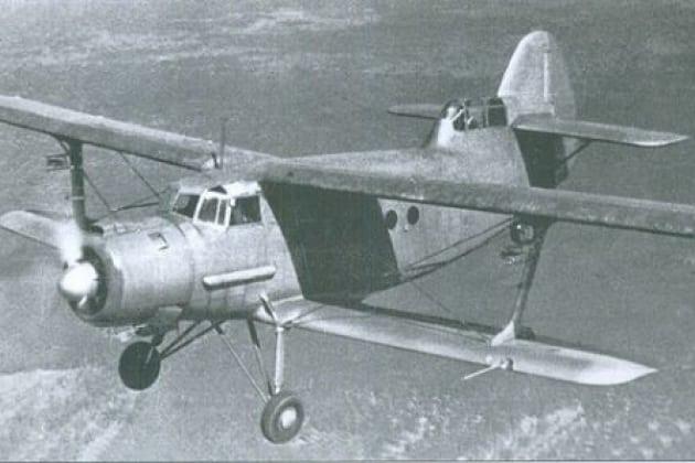 самолет ан-6