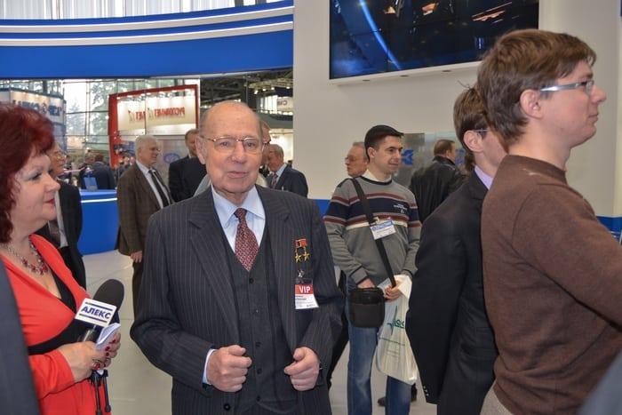 интервью у Новожилова