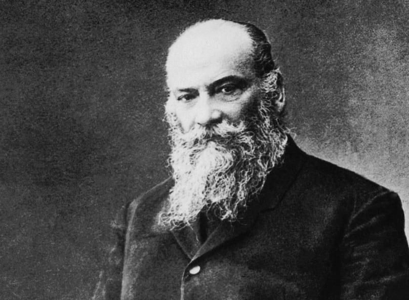 портрет Жуковского