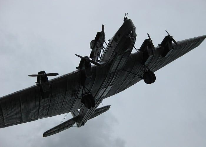 Самолёт АНТ-16 (ТБ 4)