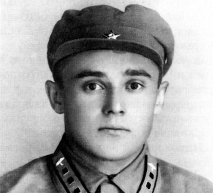 Молодой Жуковский