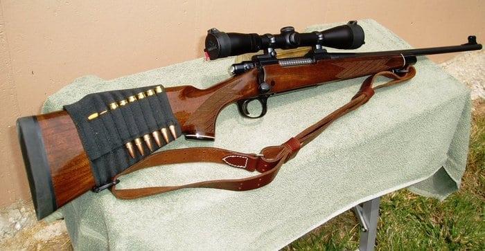 снайперская винтовка