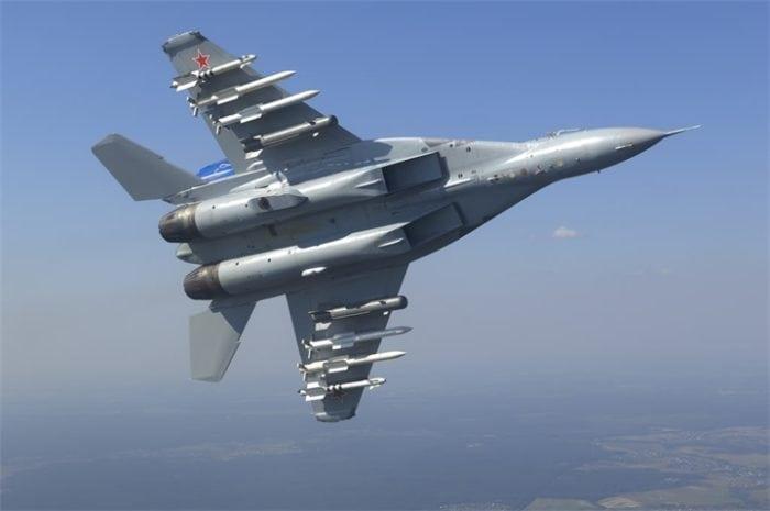Вооружение Миг-35