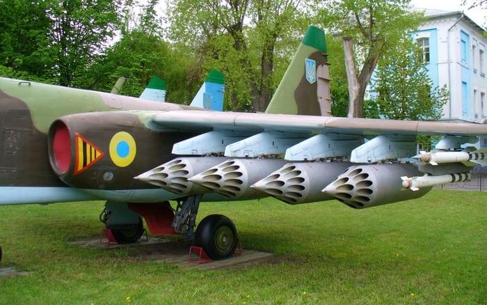 вооружение самолета