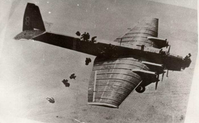 Самолёт-бомбардировщик АНТ-6 (ТБ 3)