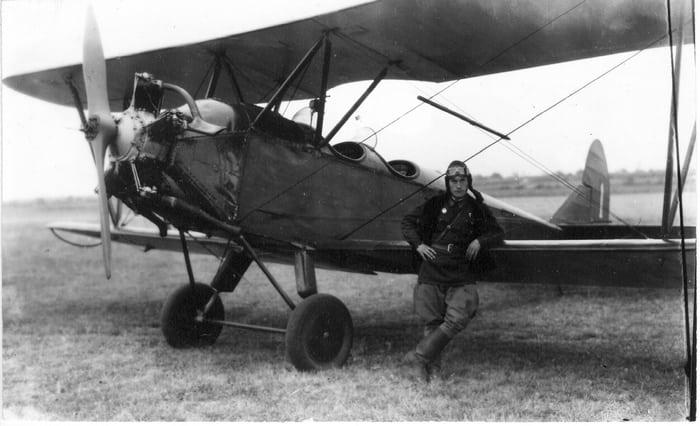 пилот у-2
