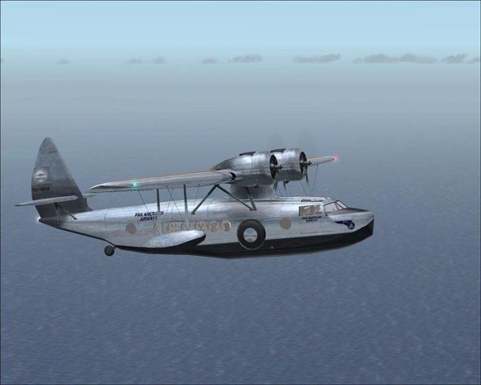 летающая лодка S-43 И.И.Сикорского