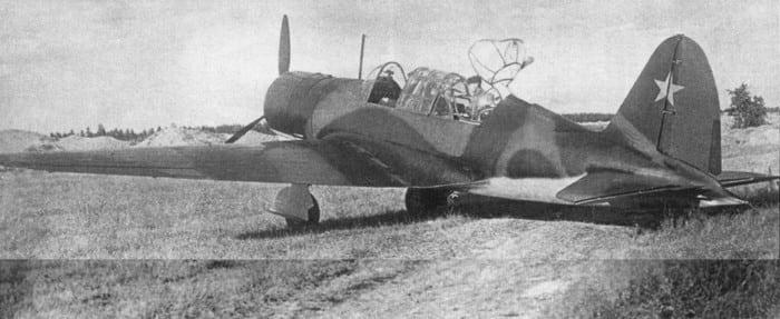 Су-2 авиаконструктора П.О.Сухого