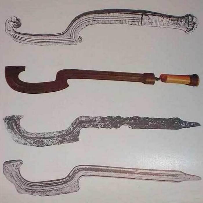 древние мечи хопеш