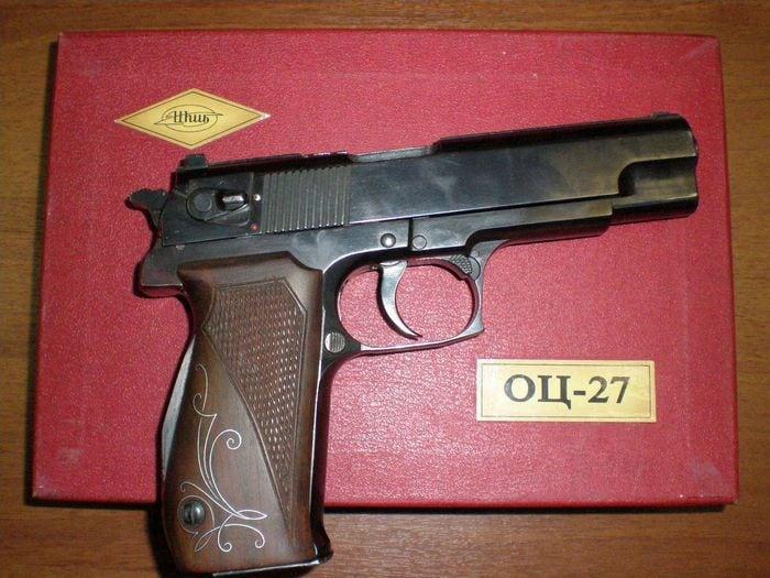 оц-27 бердыш