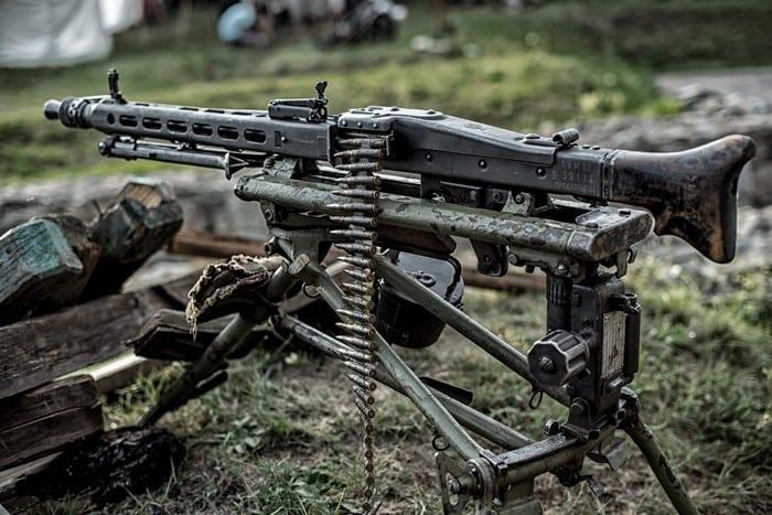 боевой мг-42