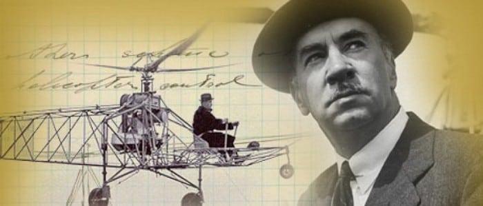 изобретатель И.И.Сикорский