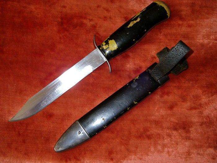нр -40 и ножны