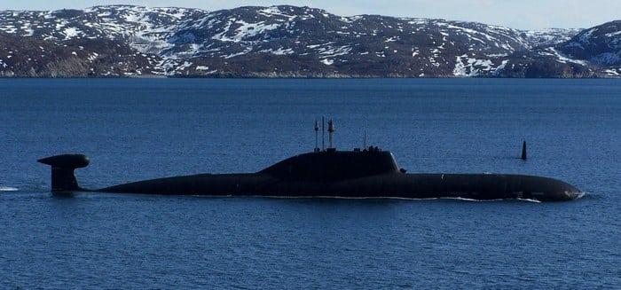 подводная лодка 671