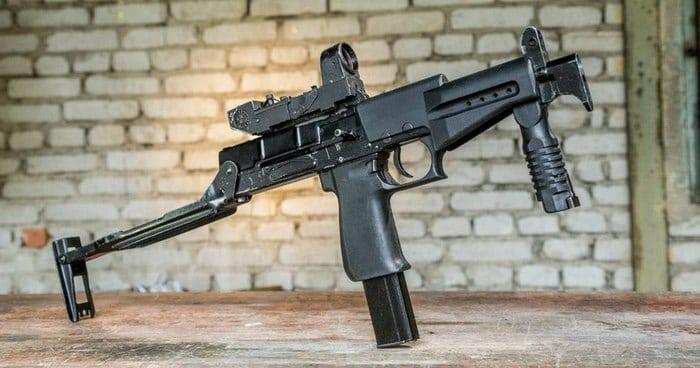 пистолет ср-2
