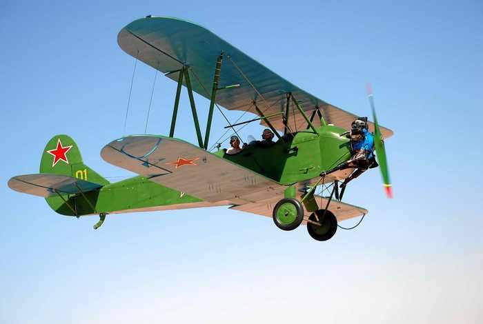 Самолёт Поликарпова у2