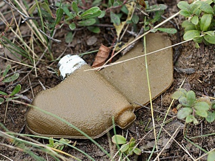 мина Лепесток ПФМ-1 фугасного действия
