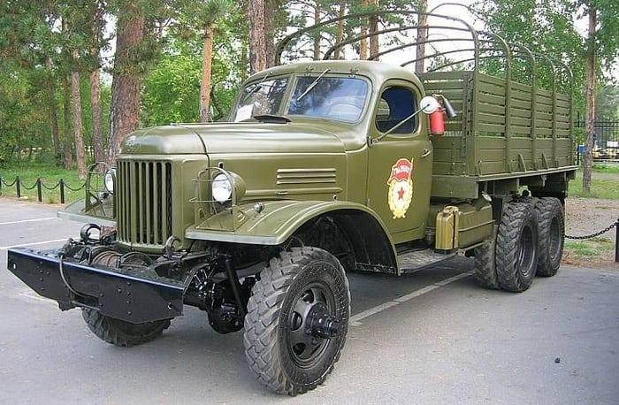 ЗИЛ-157 гвардия