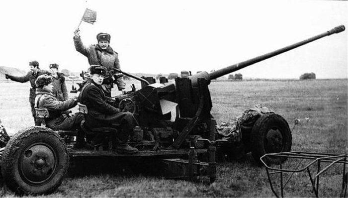 История создания АЗУ С-60