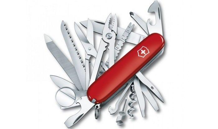 Нож швейцарский Victorinox SwissChamp