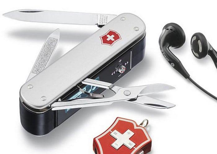 Швейцарский нож с mp-3
