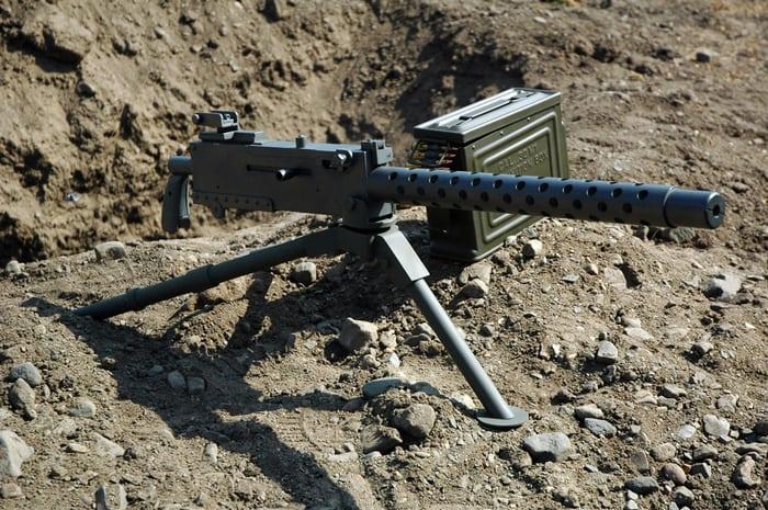 Browning M1919 пулемёт