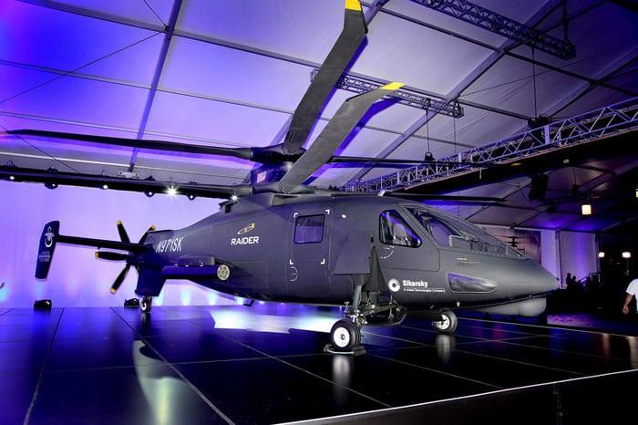 Вертолёт S-97 Raider