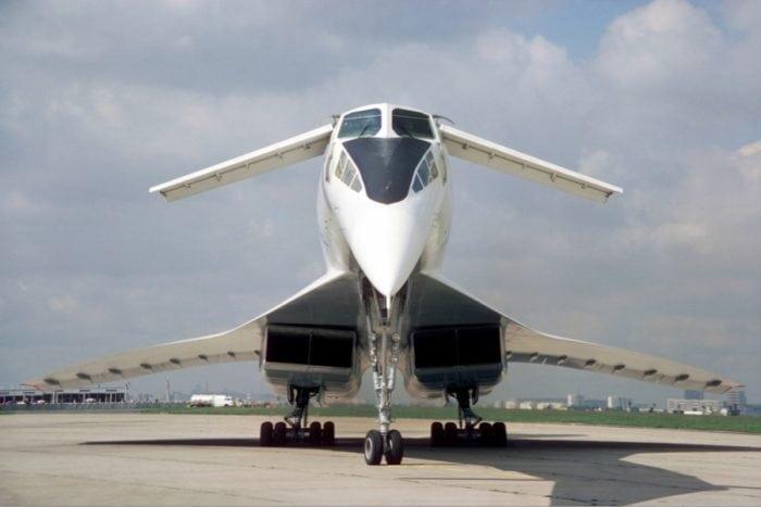 шасси Ту-144