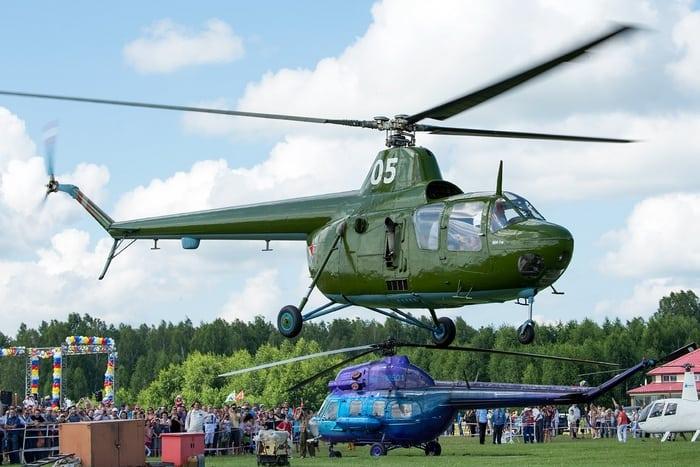 Ми-1 многоцелевой