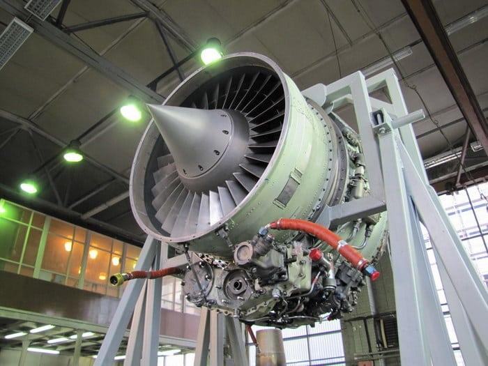двигатель як-40