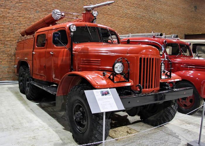 ЗИЛ-157 пожарный