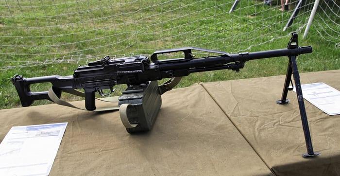 печенег ручной пулемёт
