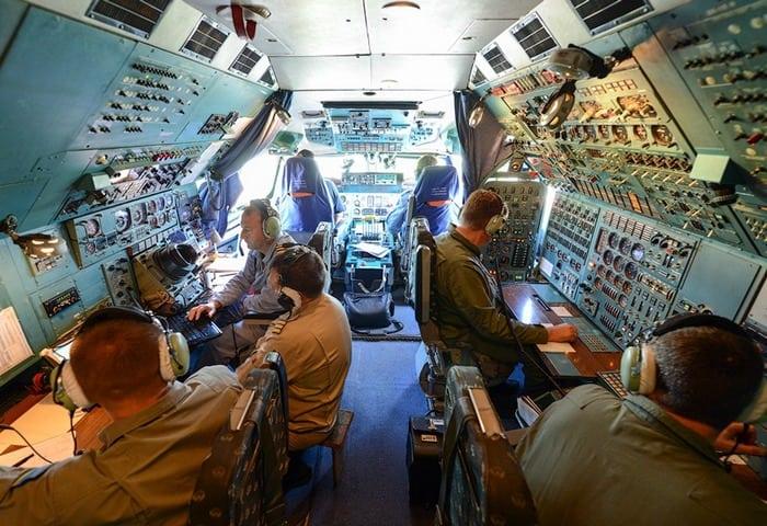 Ан 225 в самолёте