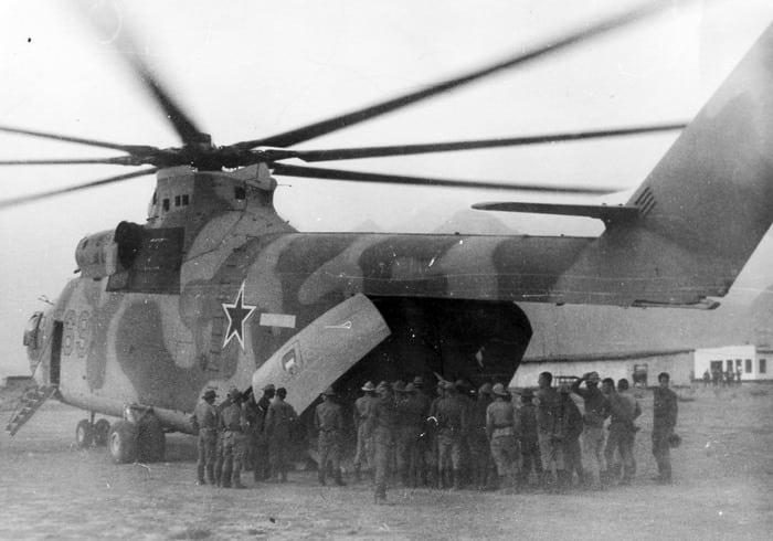 Ми-26 в афгане