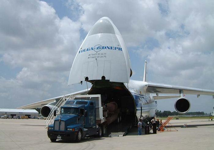 ФН-124 грузовой