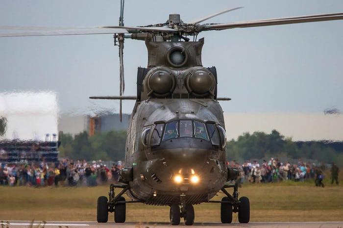 Вертолёт МИ-26