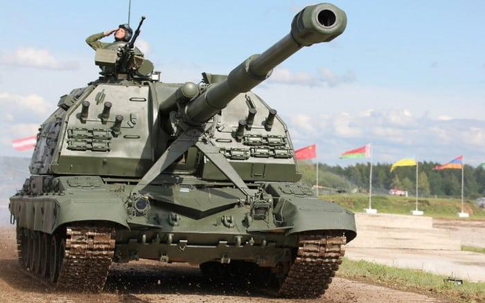 Мста-с 2С19