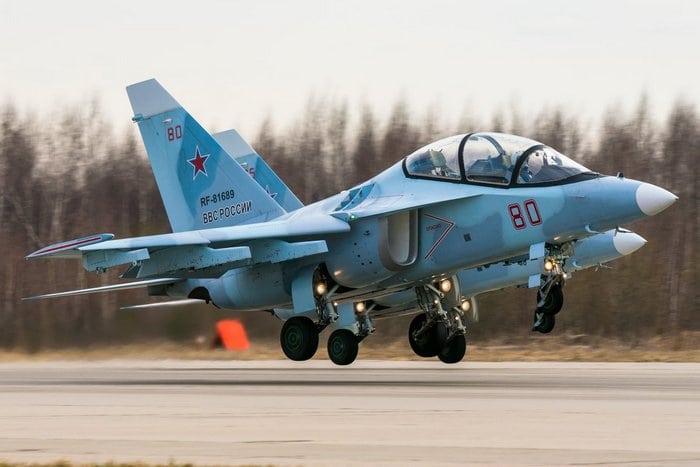 ЯК 130 ВВС России